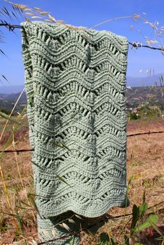 Crochet Throw #Anthropologie #PinToWin