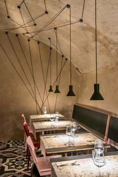 Perimetro food verona interior design di studio quaranta - Interior design brescia ...