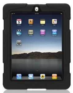 Griffin Coque pour iPad 2 Survivor Noir - iPad 2 & iPad 3 42€ (70)