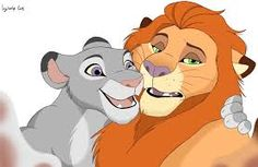 Zootopia x The Lion King Crossover.