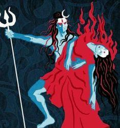 Shiva....sati