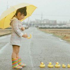 Un fotógrafo japonés toma adorables ...