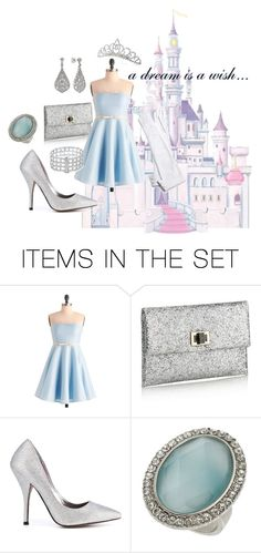 """""""Cinderelly"""" by christina-sherwood ❤ liked on Polyvore featuring art"""