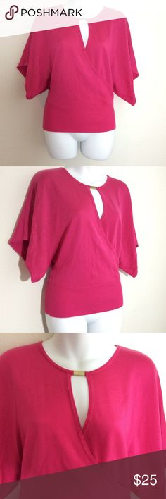 New York & company Blouse New York & company Blouse. Hot pink. New York & Company Tops Blouses
