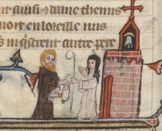 Bibliothèque nationale de France, Français 25526 (Roman de la Rose, France 14th century). BnF, Français 25526, fol. 132v. Discarding images