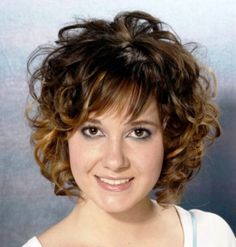 Short Medium Curly Hairstyles for Women. Medium Curly Hairstyles : Short Medium Curly Hairstyles For Women. The second edges provided by these . Bangs With Medium Hair, Curly Hair With Bangs, Medium Curly, Haircuts For Curly Hair, Hairstyles With Bangs, Medium Hair Styles, Curly Hair Styles, Shaggy Hairstyles, Medium Haircuts