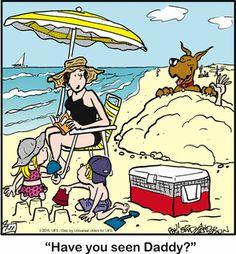 Marmaduke Comic Strip, July 11, 2015     on GoComics.com