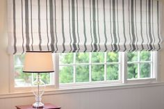 We're loving our new line of custom made roman shades and blinds at DrapeStyle. Don't forget to add blackout lining to your roman shades! Traditional Roman Blinds, Window Coverings, Window Treatments, Dinner Room Table, Black Gold Bedroom, Relaxed Roman Shade, Custom Roman Shades, Drapes And Blinds, Lots Of Windows