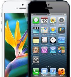 Apple – iPhone 5 – Das dünnste, leichteste und schnellste iPhone aller Zeiten.