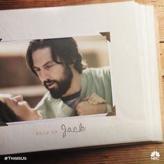 He only has love to give. #ThisIsUs