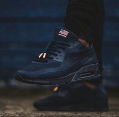 air max 90 hyperfuse independence day black