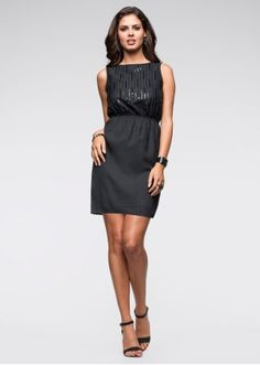 Kleid, BODYFLIRT Little black dress.