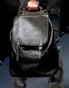 Men'sBackpack.  Gucci Men's