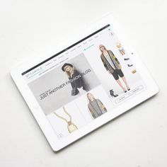 Today's outfit by Just Another Fashion Blog is ready for your fitting. #ipad #app