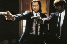 """""""Say 'what' again. Say 'what' again, I dare you, I double dare you motherfucker, say what one more Goddamn time!"""" - PulpFiction (Quentin Tarantino) [oviously]"""