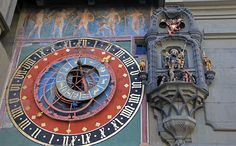 Zytglogge in Bern, Switzerland Bern, Tick Tock Clock, Telling Time, Big Ben, Switzerland, Tower, Architecture, Clocks, Watches