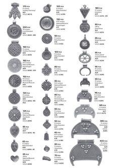 lunula bird amulet - Google Search