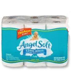 Print Out a NEW $1 Angel Soft Toilet Paper Coupon!