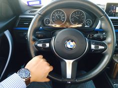 Morning view BMW f30