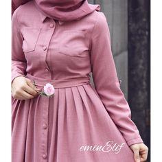 Likes, 325 Comments - Elif Hijab Style Dress, Hijab Outfit, Islamic Fashion, Muslim Fashion, Abaya Fashion, Fashion Dresses, Hijab Evening Dress, Modele Hijab, Hijab Fashionista