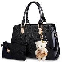 I think you'll like Fashion bag lady single shoulder bag handbag leather diagonal package. Add it to your wishlist!  http://www.wish.com/c/54890974b9b7e71d132e000c