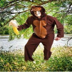Comprar disfraz de Chimpancé,
