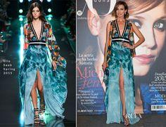 TAULUKOS Red Carpet Deals — Nieves Alvarez In Elie Saab – Yo Dona Awards 2015:...