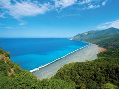 Strand von Nonza