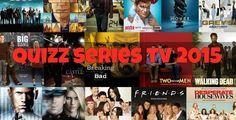Testez vos connaissances en Séries TV