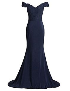 New Trending Formal Dresses: Kevins Bridal Lace Off-Shoulder Evening Dresses Mermaid Long Formal Party Dress Navy Size 18W. Kevins Bridal Lace Off-Shoulder Evening Dresses Mermaid Long Formal Party Dress Navy Size 18W   Special Offer: $65.26      288 Reviews Kevins Bridal Lace Off Shoulder Evening Dresses Mermaid Long Formal Party Dress We carefully select high-quality beads, pearls, fabrics and threads to...