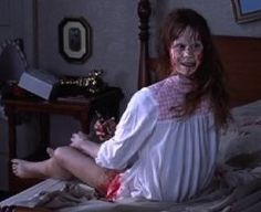 Creepy, I know! One of my favorite scary movies of all time!