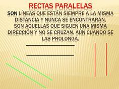 36 Ideas De Geometria Geometría Paralelas Y Perpendiculares Definicion De Geometria