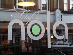 Cafe Nola Frederick, MD