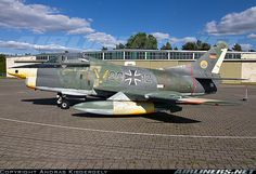Fiat G-91R/3 aircraft picture
