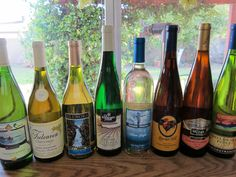 Finger Lakes Wines :)