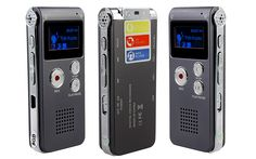 Dyktafon #digital