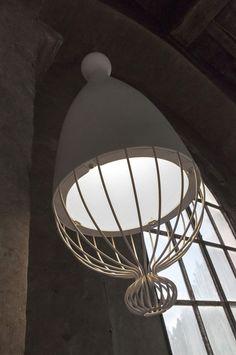 LE TRULLE Pendant lamp by Karman design Edmondo Testaguzza
