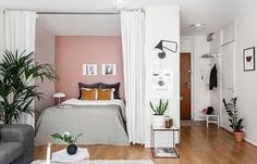 5 частых ошибок в оформлении маленькой квартиры — INMYROOM