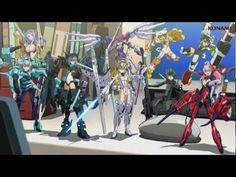 「武装神姫バトルマスターズ Mk.2」オープニングムービー