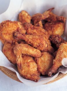 Barefoot Contessa - Recipes - Oven-Fried Chicken