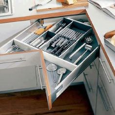 Clever drawers