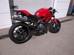 monster ducati 796 sc project 2 into 1 slip on full system exhaust