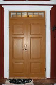 pardörrar ytterdörr Scandinavian Design, Windows, Doors, Architecture, Furniture, Bukowski, Home Decor, Front Stoop, House