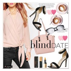 """""""What to Wear: Blind Date"""" by paculi ❤ liked on Polyvore featuring Martha Stewart, Black Rivet, Sephora Collection, women's clothing, women, female, woman, misses, juniors and blinddate"""