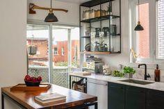 IKEA Küche im angesagten VIPP Design - ein gelungener Selbermachen Tipp