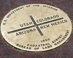 Four Corners is the only place in the country where four states meet, and because of this distinction, it is a popular US travel destination.