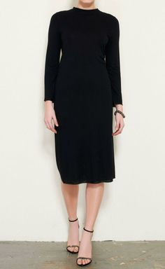 Dreamy Lanvin Black Dress
