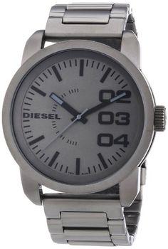 Sale Preis: Diesel Herren-Armbanduhr XL FRANCHISE 46 Analog Quarz Edelstahl beschichtet DZ1558. Gutscheine & Coole Geschenke für Frauen, Männer & Freunde. Kaufen auf http://coolegeschenkideen.de/diesel-herren-armbanduhr-xl-franchise-46-analog-quarz-edelstahl-beschichtet-dz1558
