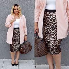 Plus Size Fashion - BLUSH | beauticurve #plussizeoutfits