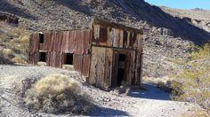 Death Valley, Nevada. Abandoned mining town. Photo by Adrienne Neff. www.adrienneneff.com